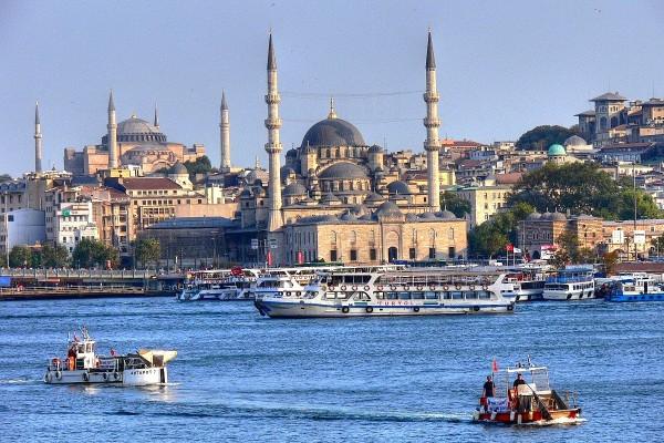 Istanbul-Moschea Blu