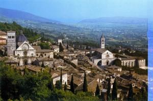 Assisi - Panorama