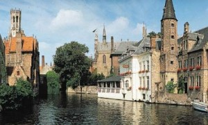 Bruges-Panorama